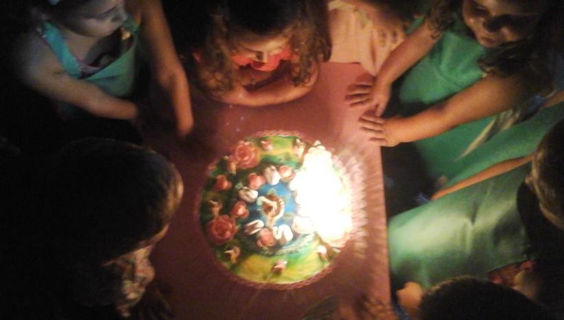 Το παιδικό πάρτι της Αθανασίας!