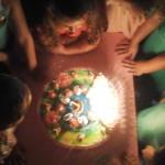 Το παιδικό πάρτι της Αθανασίας στο Mama's taper!