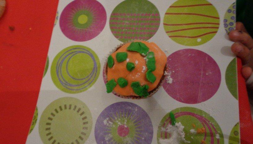 πεντανόστιμη κολοκύθα στο εργαστήριο μαγειρικής στα πλαίσια της δημιουργικής απασχόλησης