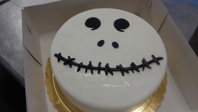 πόσο τρόμαξα με την τούρτα δεν λέγεται!